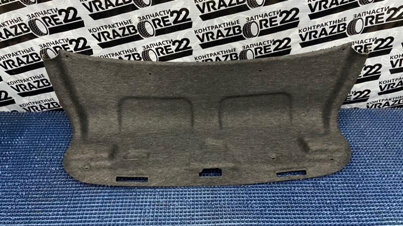 Обшивка крышки багажника Honda Accord CL7-3001698 K20A 2003