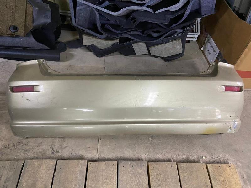 Бампер Toyota Nadia ACN10-0006619 1AZ-FSE 2001 задний