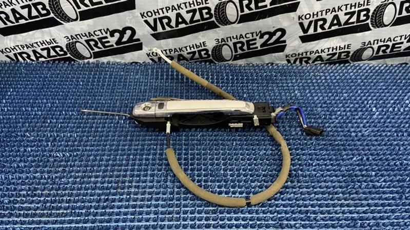 Ручка двери внешняя Nissan Bluebird Sylphy KG11-022291 MR20DE 2006 передняя правая