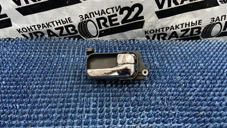 Ручка двери внутренняя Nissan Bluebird Sylphy TG10-000300 QR20DD 2000 передняя правая