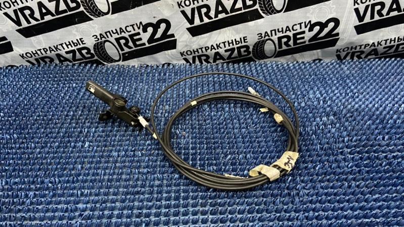 Тросик лючка топливного бака Nissan Bluebird Sylphy QG10-123480 QG18DE 2002