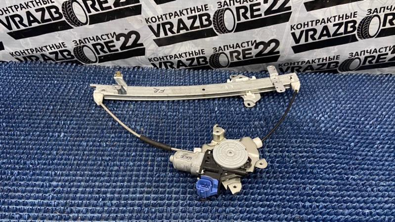 Стеклоподъемник Nissan Bluebird Sylphy KG11-022291 MR20DE 2006 передний правый
