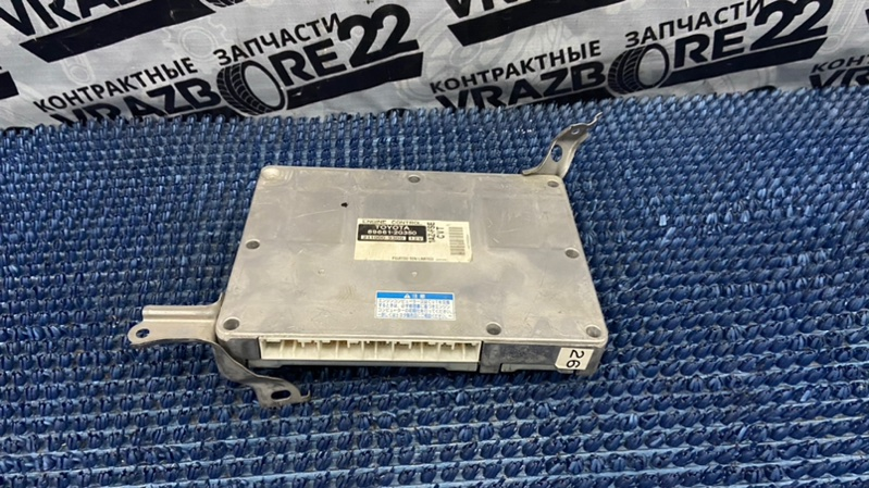 Блок управления двигателем Toyota Premio AZT240-0009263 1AZ-FSE