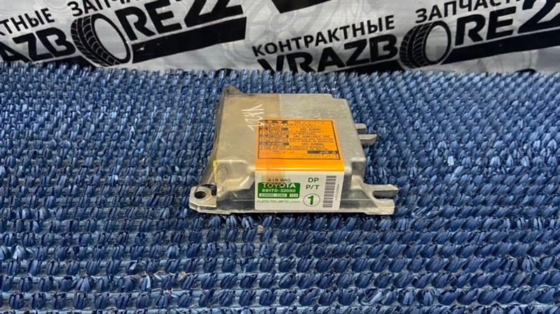 Блок управления airbag Toyota Vista Ardeo SV50-0049092 3S-FSE 2001