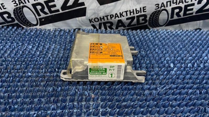 Блок управления airbag Toyota Vista Ardeo SV50-0057992 3S-FSE 2001