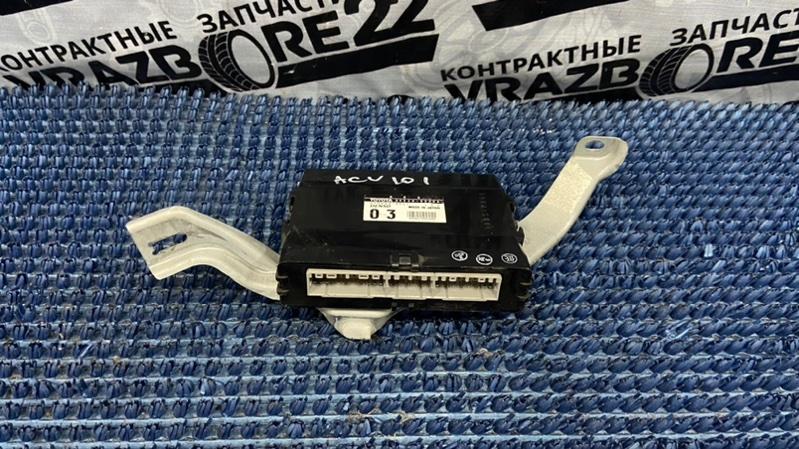 Блок управления abs Toyota Camry ACV30-0076448 2AZ-FE 2002