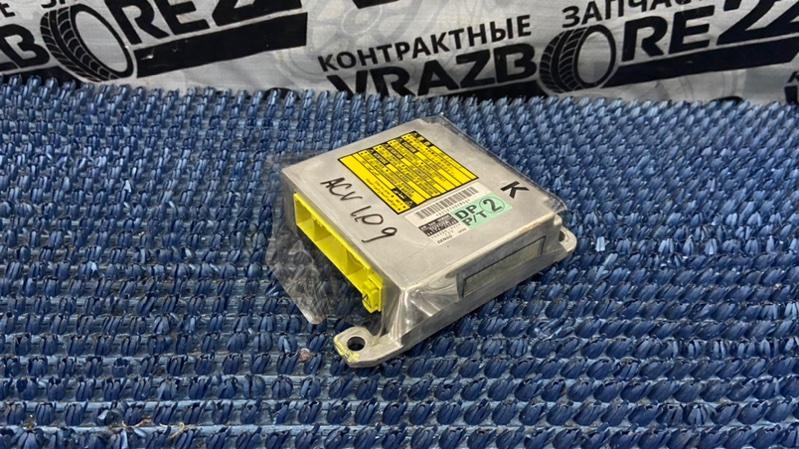 Блок управления airbag Toyota Camry ACV30-0285388 2AZ-FE 2004