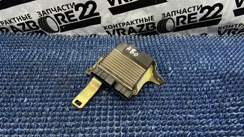 Блок управления форсунками Toyota Allion AZT240-0018222 1AZ-FSE 2004