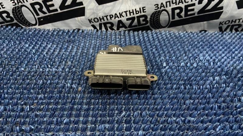 Блок управления форсунками Toyota Vista Ardeo AZV50-0003574 1AZ-FSE 2002