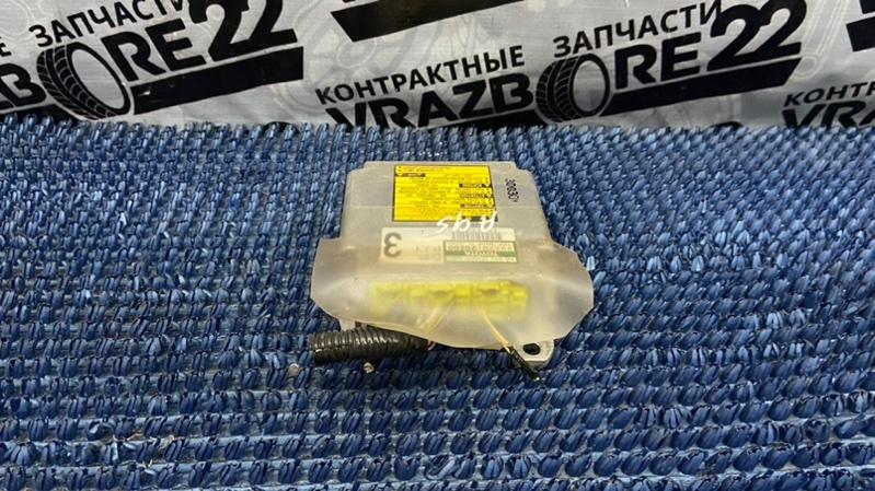 Блок управления airbag Toyota Allion ZZT245-0023690 1ZZ-FE 2004