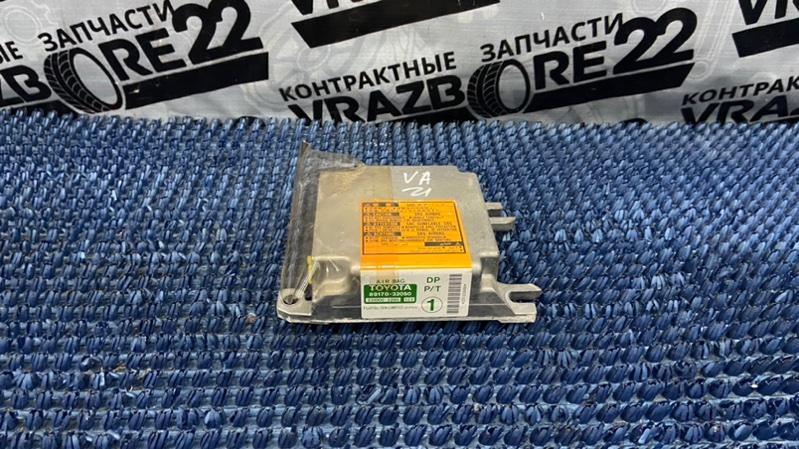 Блок управления airbag Toyota Vista Ardeo SV50-0052402 3S-FSE 2000
