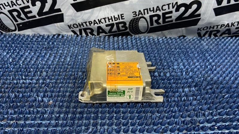 Блок управления airbag Toyota Vista Ardeo SV50-0051825 3S-FSE 2000