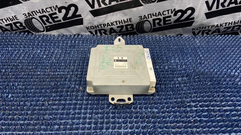 Блок управления двигателем Subaru Legacy B4 BE5-109930 EJ206 2001