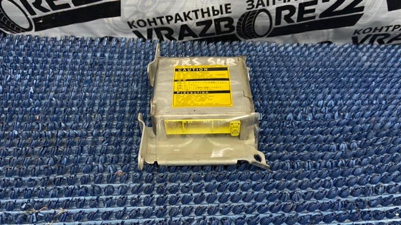 Блок srs Subaru Legacy B4 BE5-109930 EJ206 2001