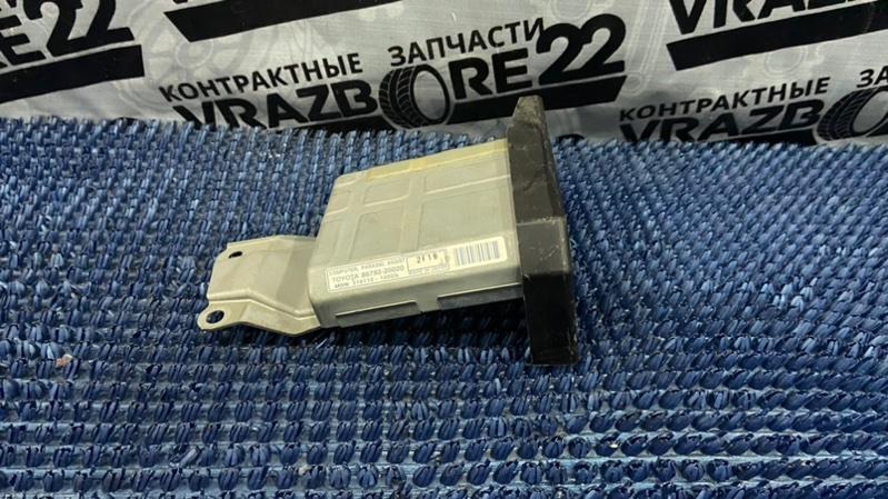 Блок управления парктроником Toyota Allion ZZT245-0024098 1ZZ-FE 2004
