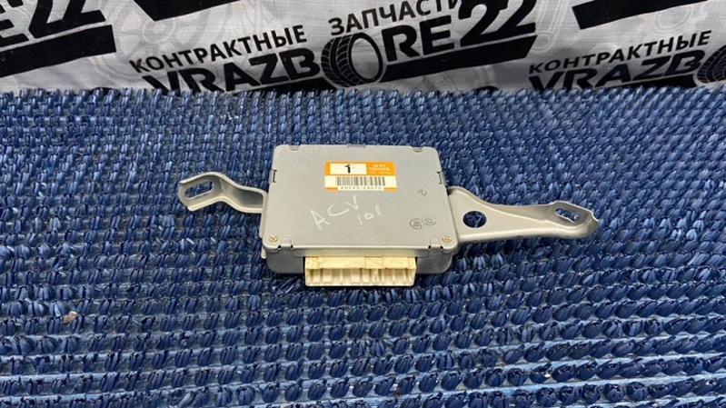 Блок управления подвеской Toyota Camry ACV30-0076448 2AZ-FE 2002