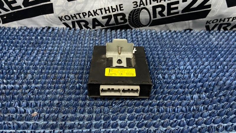 Блок электронный Subaru Forester SG5-028446 EJ205 2003