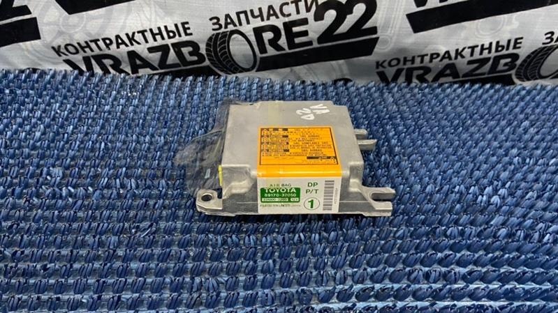 Блок управления airbag Toyota Vista SV55-0015338 3S-FE 2001