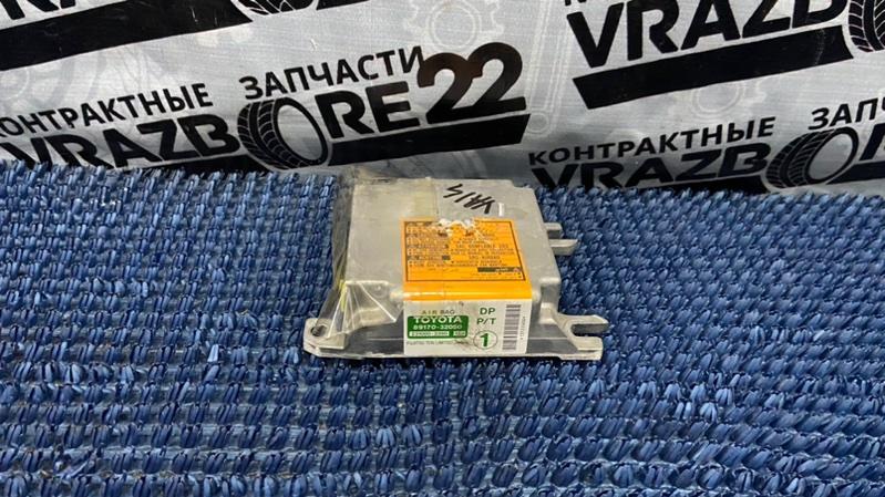 Блок управления airbag Toyota Vista Ardeo SV50-0054628 3S-FSE 2000