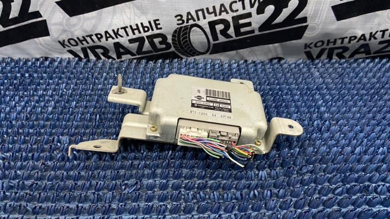 Блок управления автоматом Nissan Bluebird Sylphy TG10-102458 QR20DD 2001