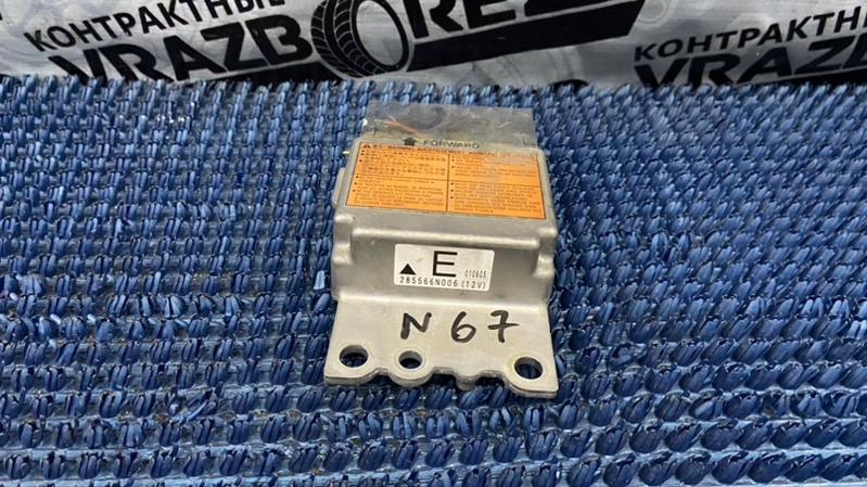 Блок управления airbag Nissan Bluebird Sylphy TG10-000300 QR20DD 2000