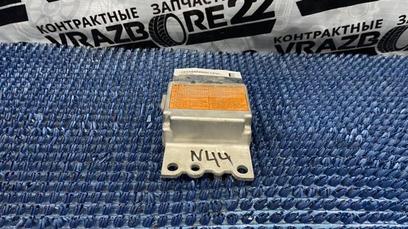 Блок управления airbag Nissan Bluebird Sylphy TG10-102458 QR20DD 2001