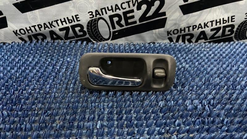 Ручка двери внутренняя Honda Cr-V RD1-5216002 B20B 2000 передняя левая