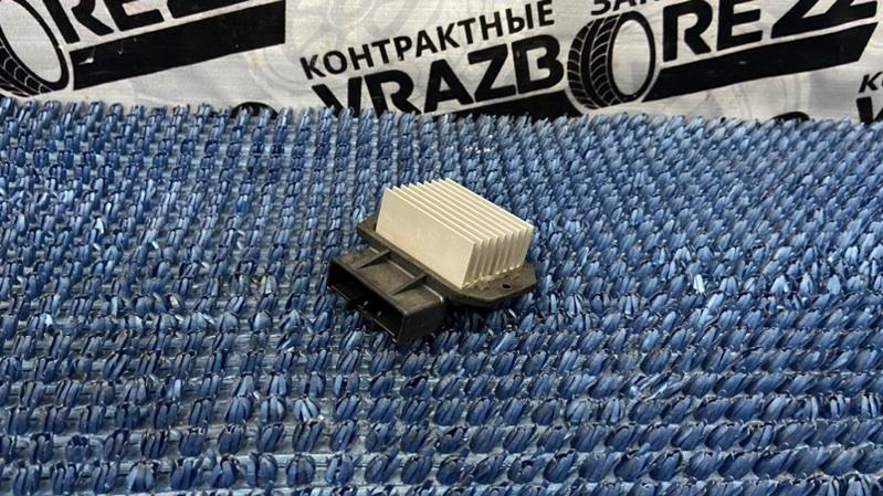 Реостат печки Toyota Allion ZZT245-0023690 1ZZ-FE 2004