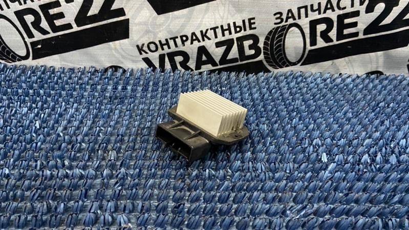 Реостат печки Toyota Allion AZT240-0018222 1AZ-FSE 2004