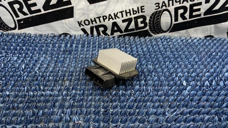 Реостат печки Toyota Rav4 ACA21-0159861 1AZ-FSE 2002