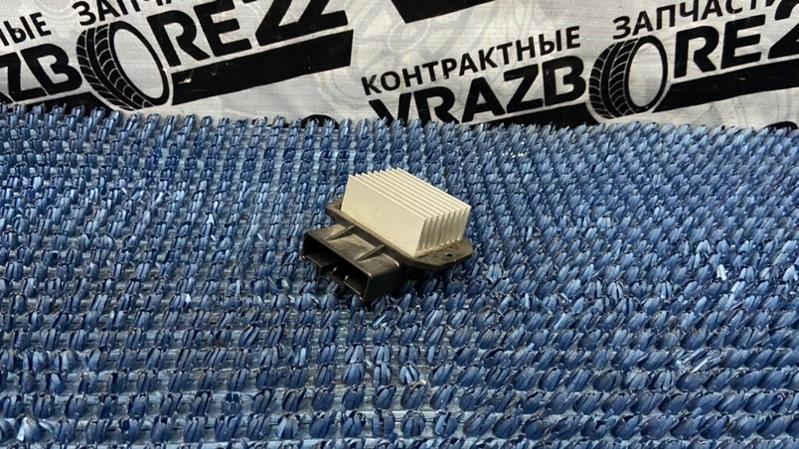 Реостат печки Toyota Allion AZT240-0004884 1AZ-FSE 2003