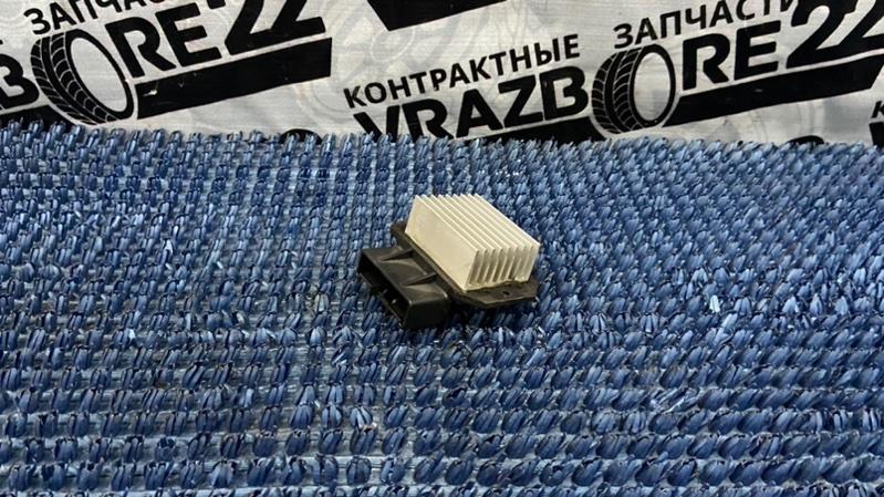 Реостат печки Toyota Allion ZZT245-0024098 1ZZ-FE 2004