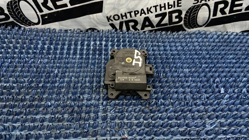 Сервопривод заслонок печки Toyota Ipsum ACM21-5070764 2AZ-FE 2003