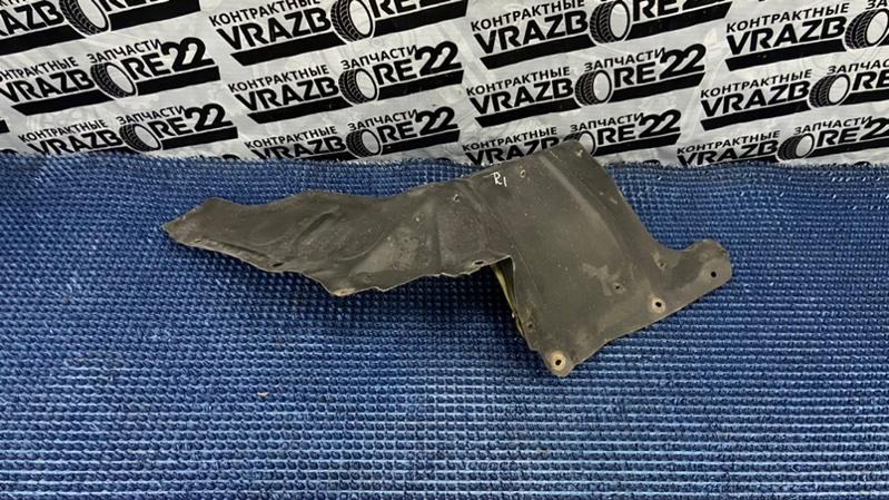 Защита двигателя Toyota Rav4 ACA21-0159861 1AZ-FSE 2002 правая
