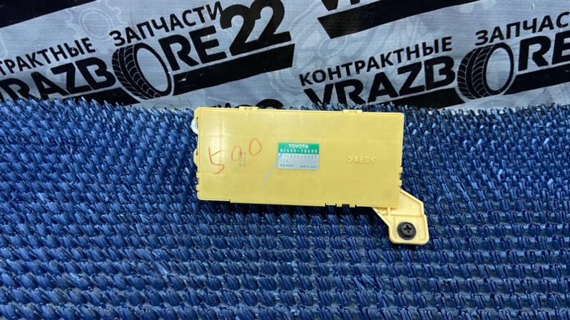 Блок abs Toyota Premio AZT240-0016443 1AZ-FSE 2003