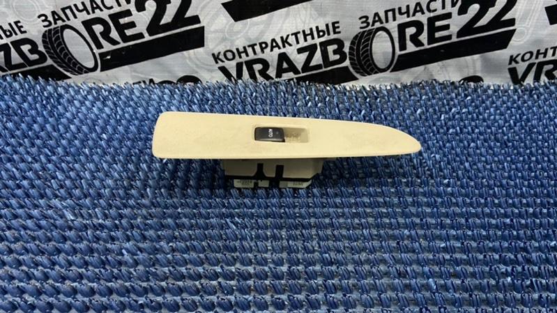 Блок управления стеклоподъемниками Toyota Premio AZT240-0016443 1AZ-FSE 2003 задний правый