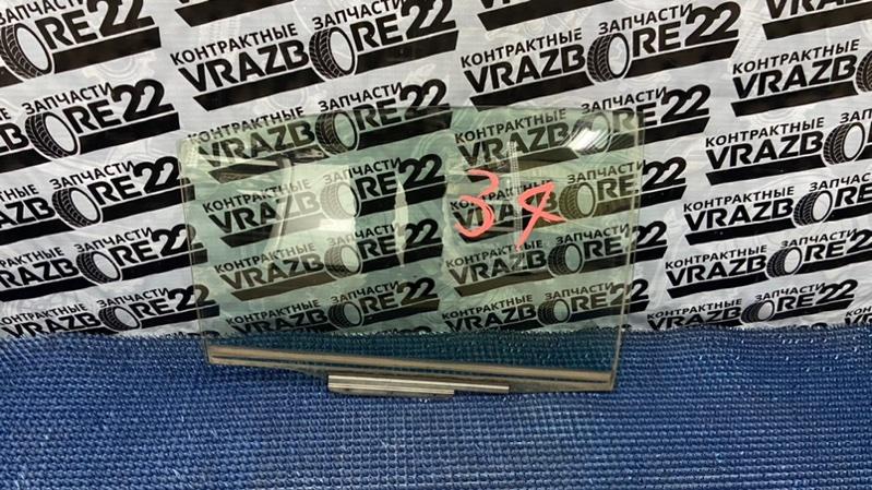 Стекло Toyota Premio AZT240-0016443 1AZ-FSE 2003 заднее правое