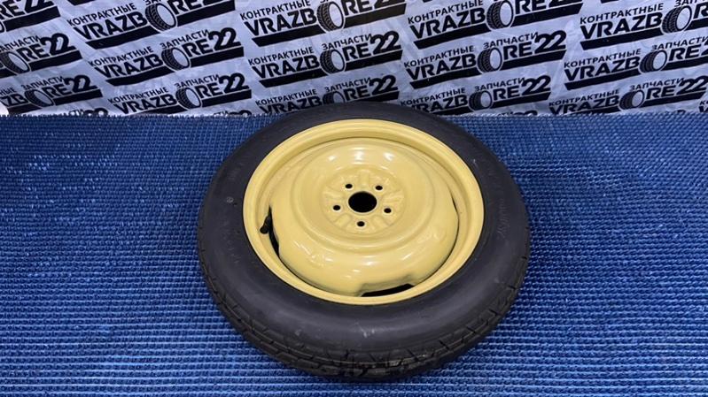 Запасное колесо Toyota Allion ZZT245-0015995 1ZZ-FE 2003