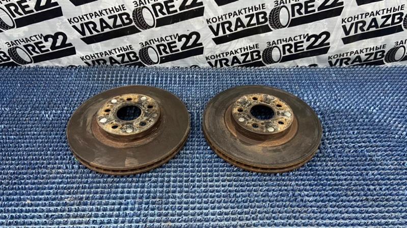 Диски тормозные Toyota Allion ZZT245-0015995 1ZZ-FE 2003