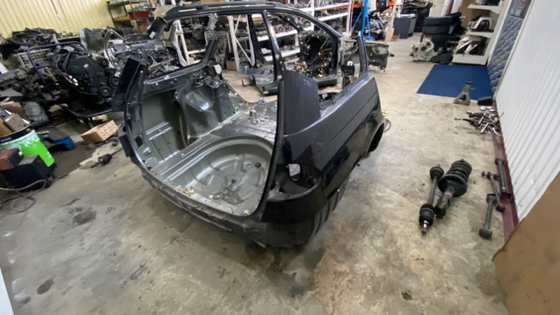 Задняя часть автомобиля Toyota Caldina ST215-3047253 3S-GE 2000