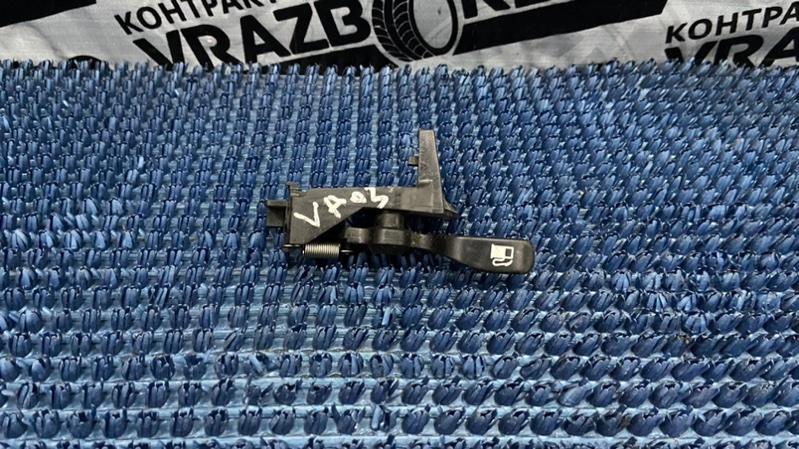 Ручка открывания бензобака Toyota Vista Ardeo AZV50-0001445 1AZ-FSE 2002