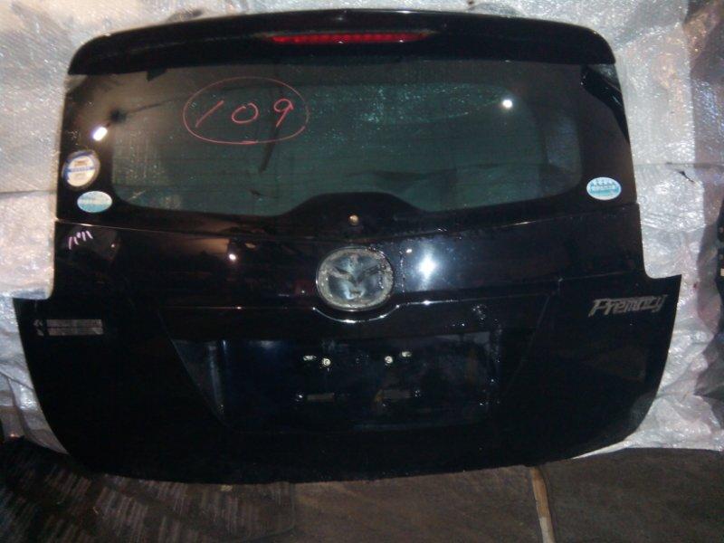 Дверь багажника Mazda Premacy CREW LFDE задняя