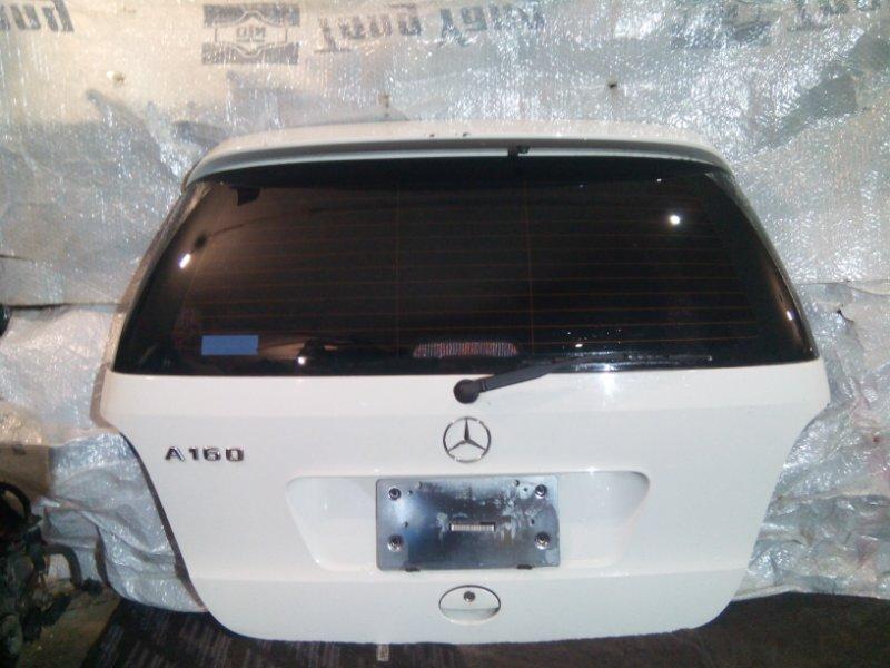 Дверь багажника Mercedes-Benz A-Class W168 задняя