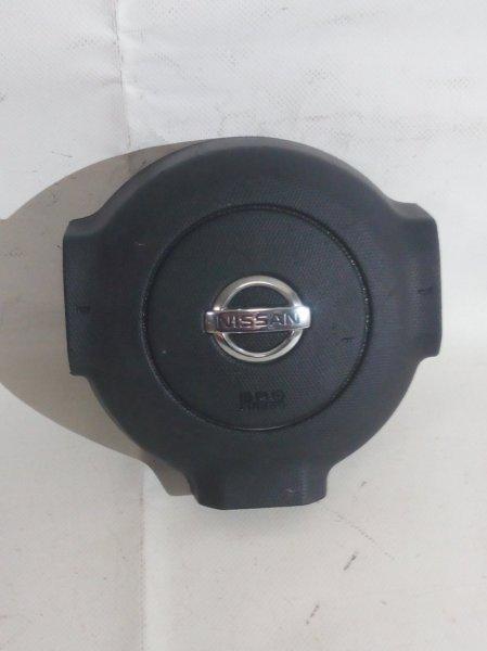 Подушка безопасности водителя Nissan Cube BZ11 CR12DE передняя правая