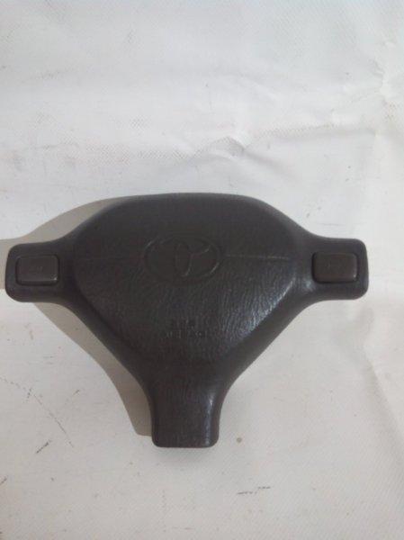Подушка безопасности водителя Toyota Carina AT210 5AFE передняя правая