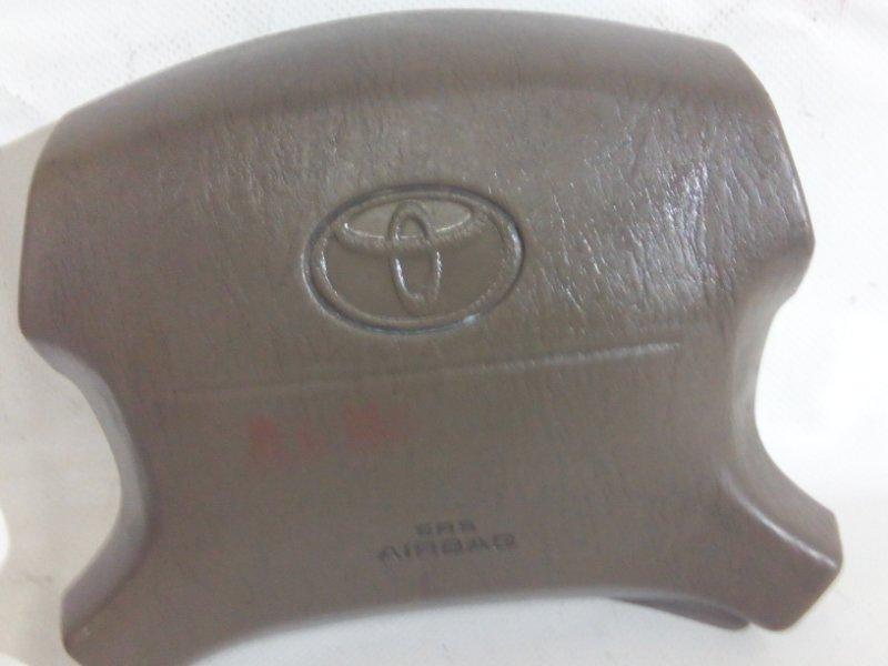Подушка безопасности водителя Toyota Corolla AE110 4AFE передняя правая