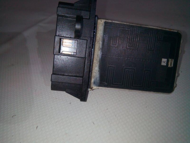 Реостат печки Nissan Tino V10 QG18DE
