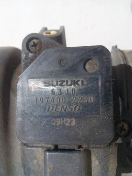 Датчик расхода воздуха Suzuki Swift ZD11S M13A