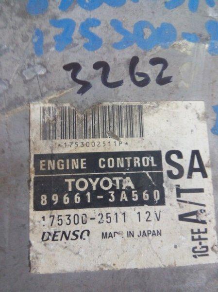Блок управления двс Toyota Crown GS151 1GFE
