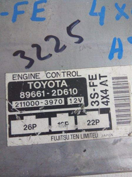Блок управления двс Toyota Corona ST195 3SFE